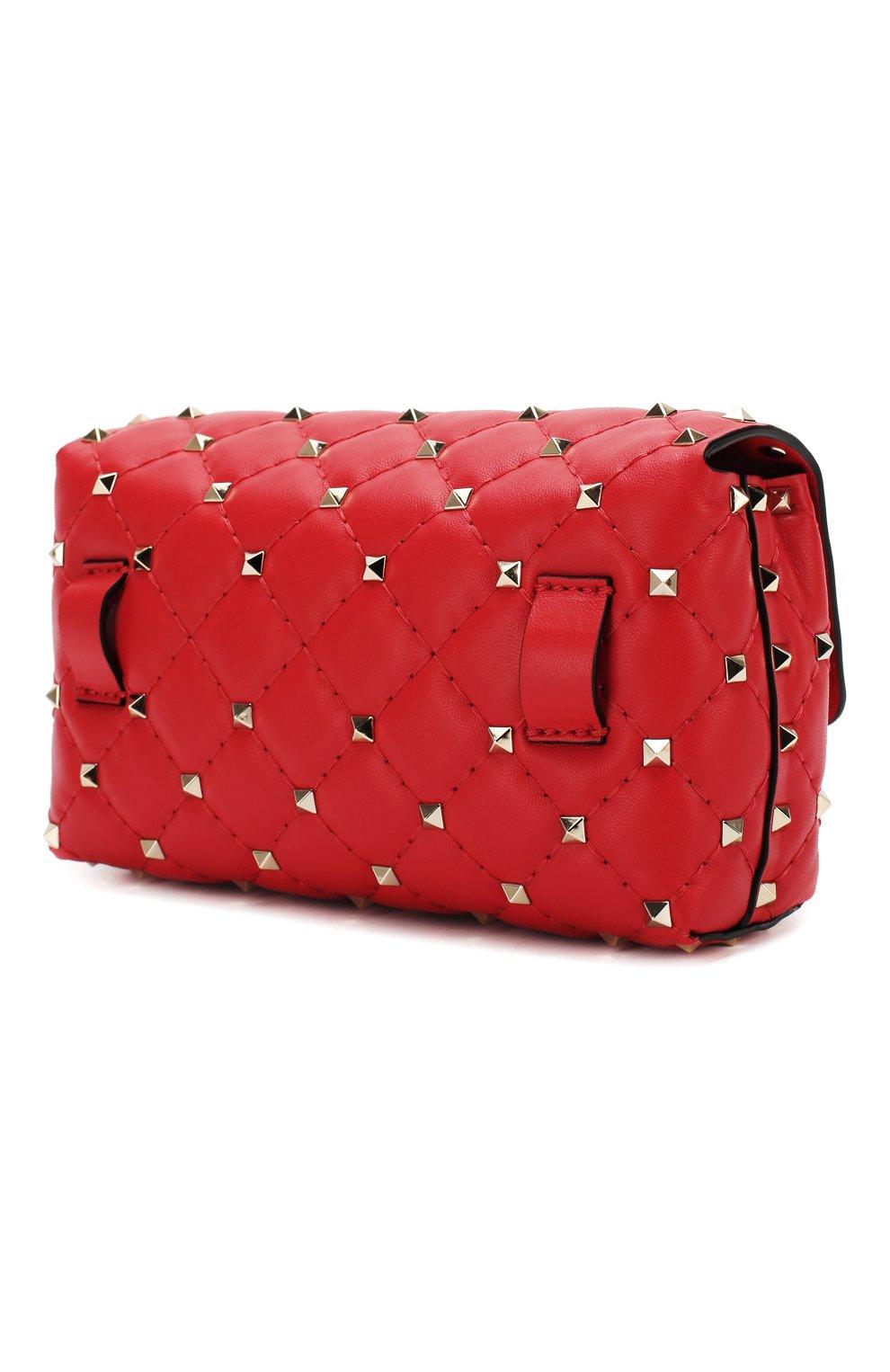 Поясная сумка Valentino Garavani Rockstud Spike small | Фото №3