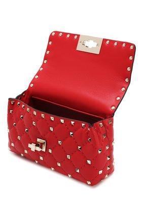 Поясная сумка Valentino Garavani Rockstud Spike small | Фото №4