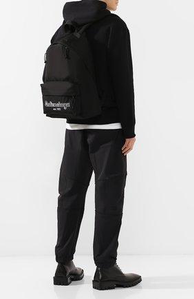 Мужской текстильный рюкзак est. 1917 explorer BALENCIAGA черного цвета, арт. 503221/9TY7R | Фото 2