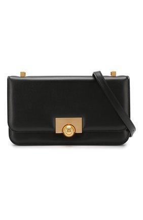 Женская сумка ronde BOTTEGA VENETA черного цвета, арт. 578009/VMA81   Фото 6