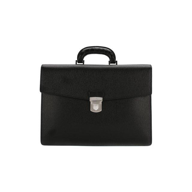 Кожаный портфель Salvatore Ferragamo