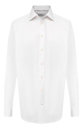 Мужская хлопковая сорочка ETON белого цвета, арт. 3441 79012 | Фото 1