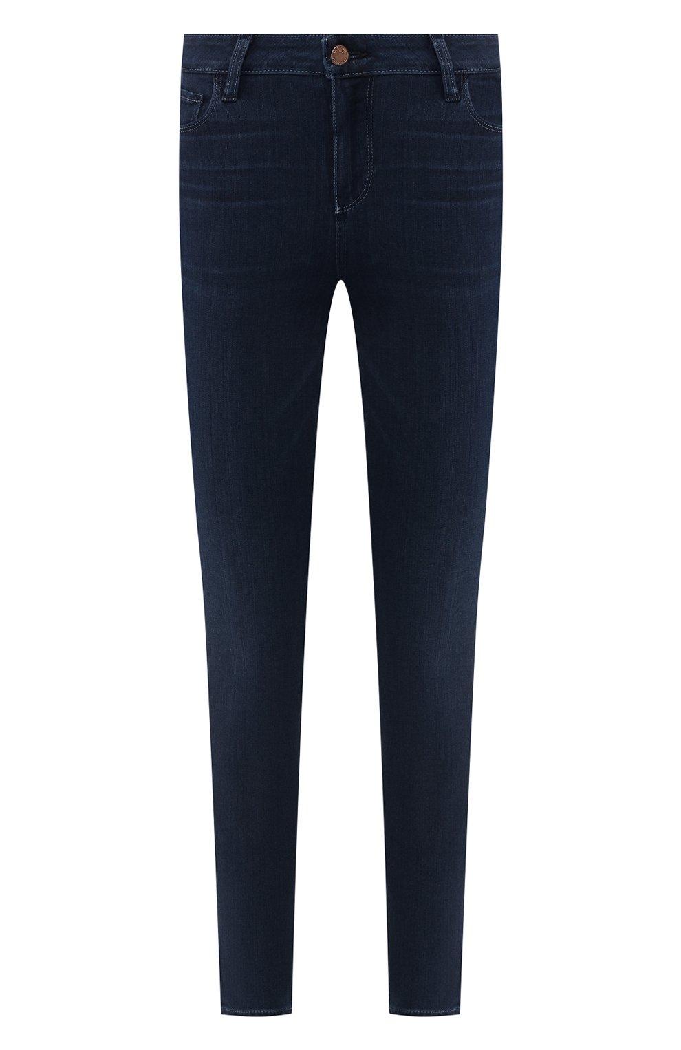 Женские джинсы PAIGE синего цвета, арт. 1764521-6365 | Фото 1