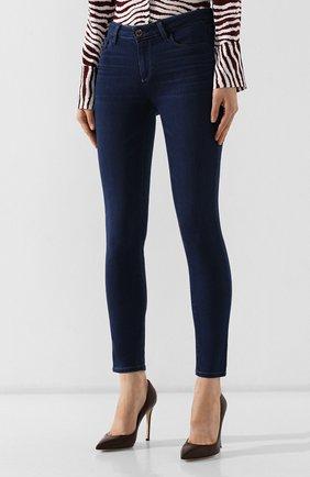 Женские джинсы PAIGE синего цвета, арт. 1764521-6365 | Фото 3