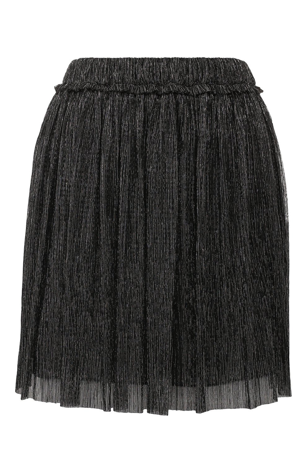 Женская юбка ISABEL MARANT ETOILE серебряного цвета, арт. JU1037-19A035E/BENEDICTE | Фото 1