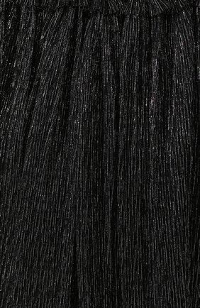 Женская юбка ISABEL MARANT ETOILE серебряного цвета, арт. JU1037-19A035E/BENEDICTE | Фото 5