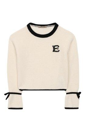 Укороченный пуловер | Фото №1
