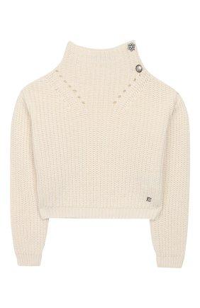 Укороченный свитер   Фото №1