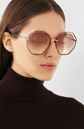 Солнцезащитные очки Poppy   Фото №2