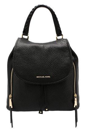Женский рюкзак viv large MICHAEL MICHAEL KORS черного цвета, арт. 30F6GVBB3L | Фото 1