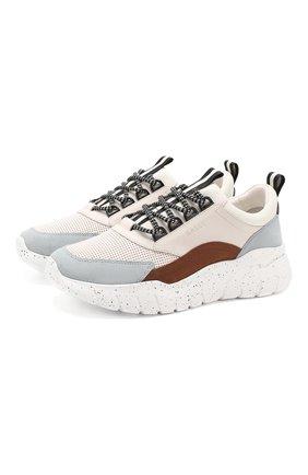 Комбинированные кроссовки Bitti | Фото №1