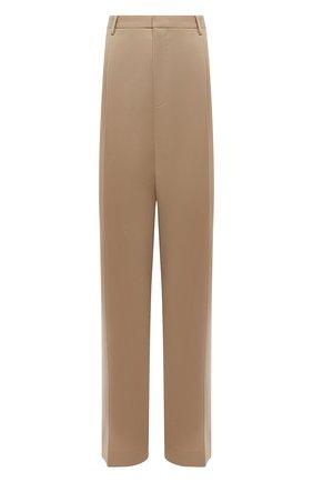 Женские шерстяные брюки RALPH LAUREN бежевого цвета, арт. 290767542 | Фото 1