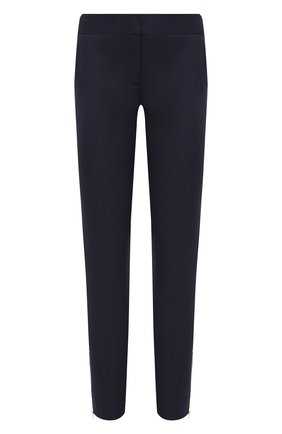 Женские шерстяные брюки STELLA MCCARTNEY синего цвета, арт. 531844/SY704 | Фото 1
