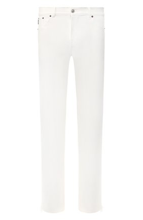 Мужские джинсы BALENCIAGA белого цвета, арт. 583526/TFW06 | Фото 1