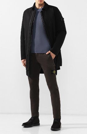 Шерстяное пальто | Фото №2