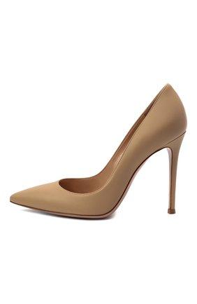 Кожаные туфли Gianvito 105 | Фото №4