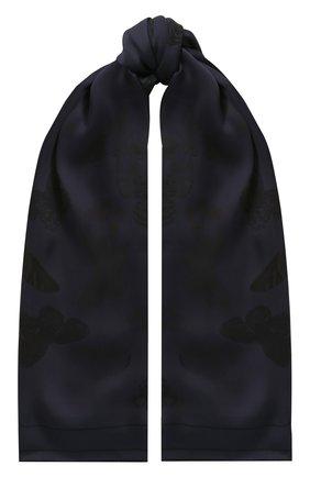 Шелковая шаль | Фото №1
