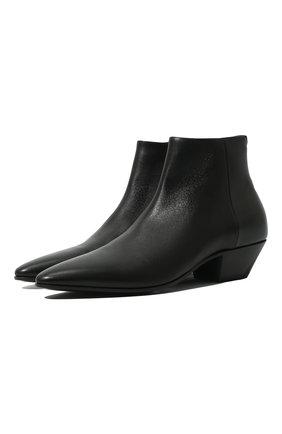Кожаные ботинки Jonas | Фото №1