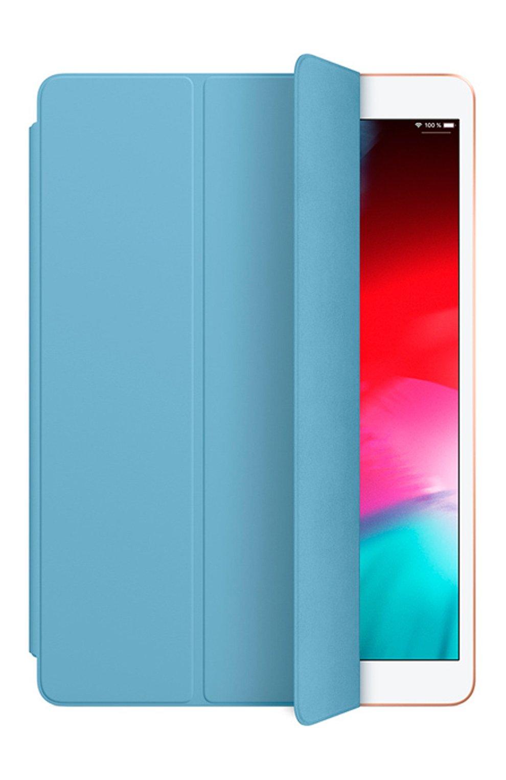 "Чехол smart cover для ipad air 10.5"" APPLE  голубого цвета, арт. MWUY2ZM/A | Фото 2"