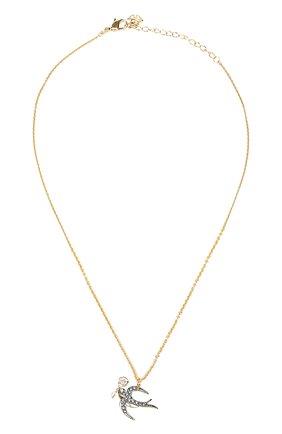 Женская подвеска tarot magic SWAROVSKI золотого цвета, арт. 5490922 | Фото 1
