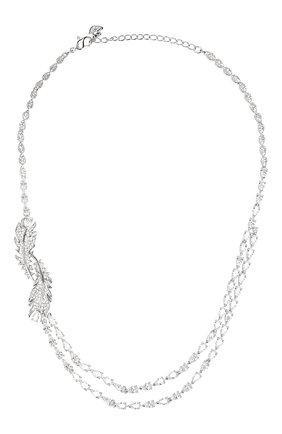 Женское колье nice SWAROVSKI серебряного цвета, арт. 5493404 | Фото 1