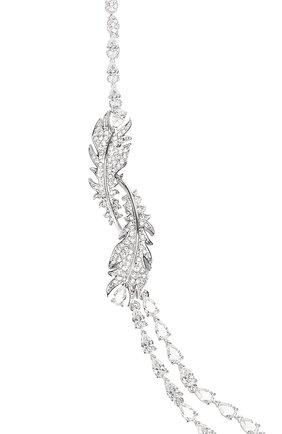 Женское колье nice SWAROVSKI серебряного цвета, арт. 5493404 | Фото 2