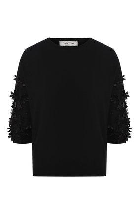 Пуловер из смеси шерсти и кашемира | Фото №1