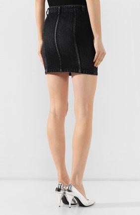 Джинсовая юбка | Фото №4