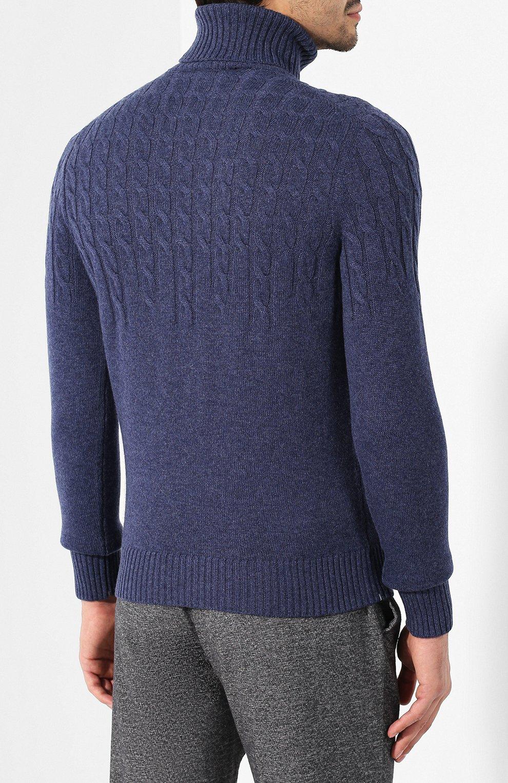 Кашемировый свитер   Фото №4