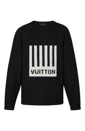 Шерстяной свитер Barcode | Фото №1