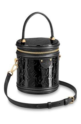 Женская сумка cannes LOUIS VUITTON черного цвета, арт. M53997 | Фото 1