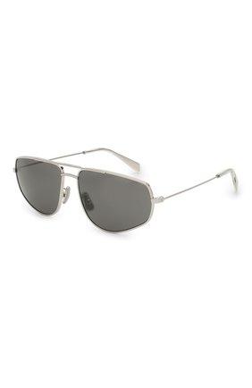 Женские солнцезащитные очки CELINE EYEWEAR серебряного цвета, арт. CL40083U 16A | Фото 1