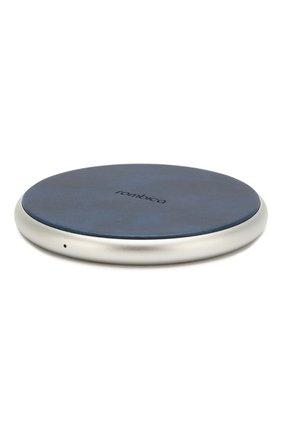 Мужская беспроводное зарядное устройство neo q15 ROMBICA синего цвета, арт. NQ-00150 | Фото 1