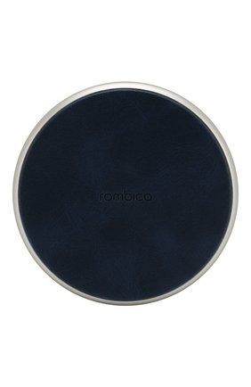 Мужская беспроводное зарядное устройство neo q15 ROMBICA синего цвета, арт. NQ-00150 | Фото 2