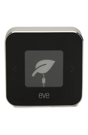 Мужской домашняя метеостанция eve room ELGATO черного цвета, арт. 10EAM9901 | Фото 1