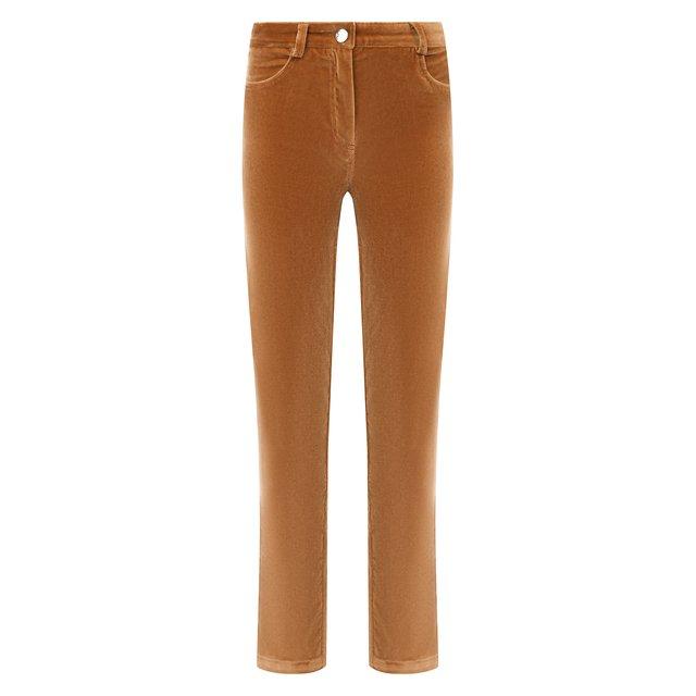 Хлопковые брюки Kiton