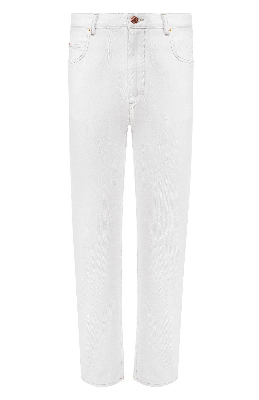 Женские джинсы ISABEL MARANT ETOILE белого цвета, арт. PA1361-19A022E/NEAJ   Фото 1