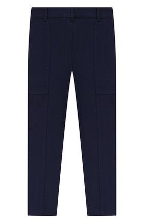 Детского брюки POLO RALPH LAUREN темно-синего цвета, арт. 311750857 | Фото 2