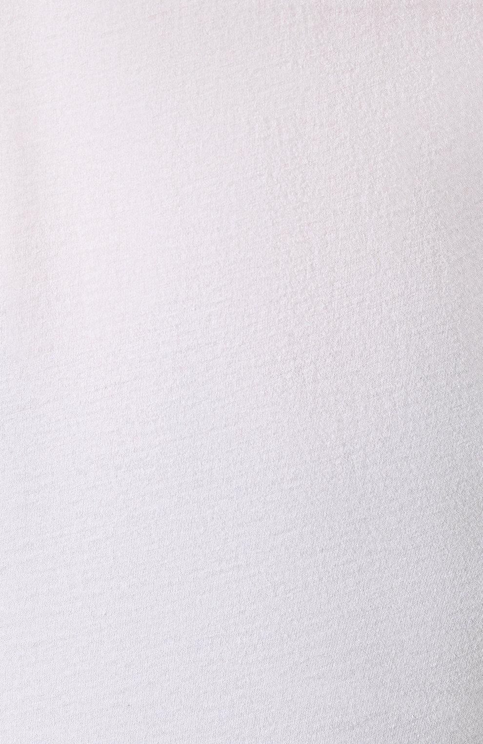Мужская комплект из хлопковых футболок NEIL BARRETT черно-белого цвета, арт. PBJT588/M554S | Фото 5