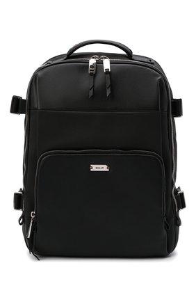 Мужской рюкзак veltan BALLY черного цвета, арт. VELTAN/00 | Фото 1