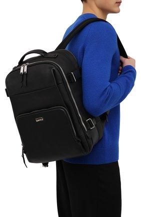 Мужской рюкзак veltan BALLY черного цвета, арт. VELTAN/00 | Фото 2