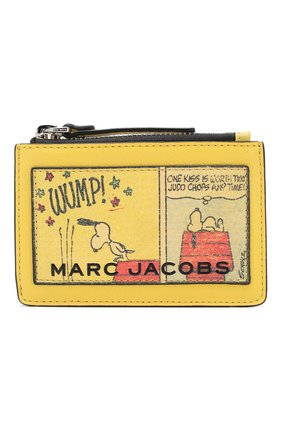 Кожаный футляр Peanuts x Marc Jacobs | Фото №1