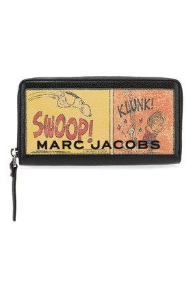 Кожаный кошелек Peanuts x Marc Jacobs | Фото №1
