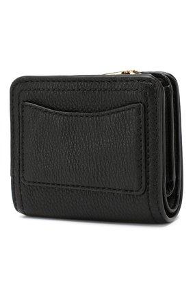Женские кожаный кошелек MARC JACOBS (THE) черного цвета, арт. M0015122 | Фото 2