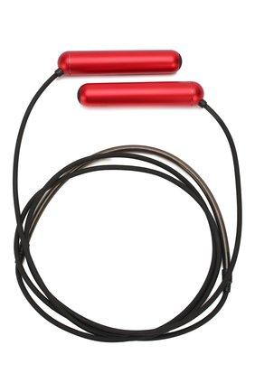 Мужской умная скакалка smart rope, l SMART ROPE черного цвета, арт. SR2_RD_L | Фото 1