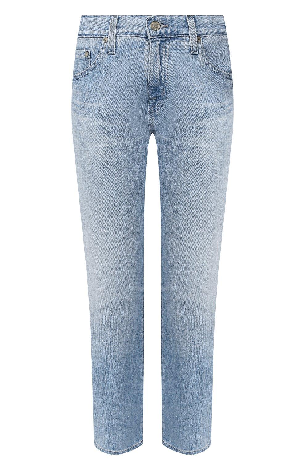 Женские джинсы AG голубого цвета, арт. DAS1575/26YSRE   Фото 1