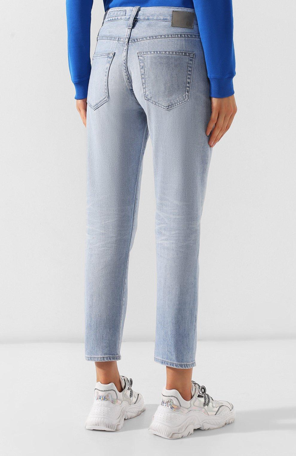 Женские джинсы AG голубого цвета, арт. DAS1575/26YSRE   Фото 4