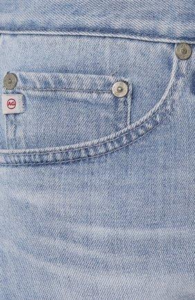 Женские джинсы AG голубого цвета, арт. DAS1575/26YSRE   Фото 5