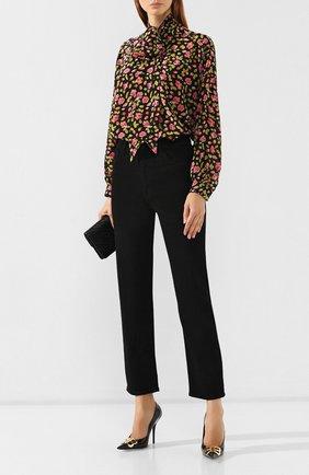 Женские джинсы J BRAND черного цвета, арт. JB002299/A | Фото 2
