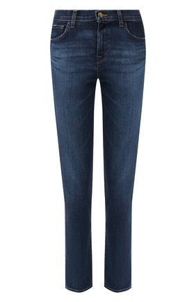 Женские джинсы J BRAND синего цвета, арт. JB002268 | Фото 1